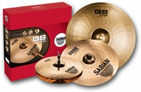 Sabian B8 Pro Limited Edition Cymbal Set (14,16,18,20) - Cover