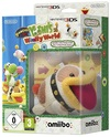 Poochy & Yoshi's Woolly World + Yarn Poochy amiibo Bundle (3DS)
