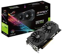 ASUS STRIX-GTX1050-2G-GAMING GeForce GTX 1050 2GB GDDR5 Graphics Card - Cover