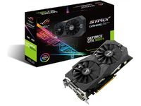 ASUS STRIX-GTX1050TI-4G-GAMING GeForce GTX 1050 Ti 4GB GDDR5 Graphics Card - Cover