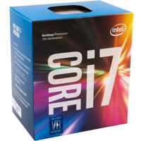 Intel Core i7 7700 3.60GHz 8MB Cache - Socket 1151 Processor (Kaby Lake)
