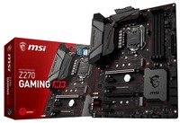 MSI Z270 Gaming M3 LGA 1151 Socket ATX Motherboard (Supports 6th & 7th Gen Intel Processors) - Cover
