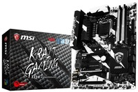 MSI - Z270 Krait Gaming LGA 1151 Socket ATX Motherboard (Supports 6th & 7th Gen Intel Processors) - Cover