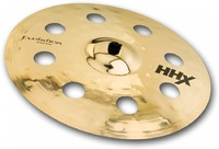 Sabian HHX 16 Inch Evolution O-Zone Crash Cymbal - Cover