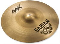 Sabian AAX 16 Inch Stage Crash Cymbal - Cover