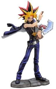 Yu-Gi-Oh! Yami Yugi Duel With Destiny 1/7 Scale Statue 24cm - Cover