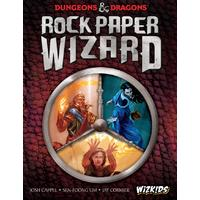 Dungeons & Dragons - Rock Paper Wizard (Board Game)