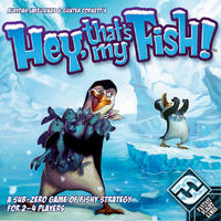 Hey, That's My Fish (Board Game)