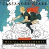 Official Mortal Instruments Colouring Book - Cassandra Clare (Paperback)