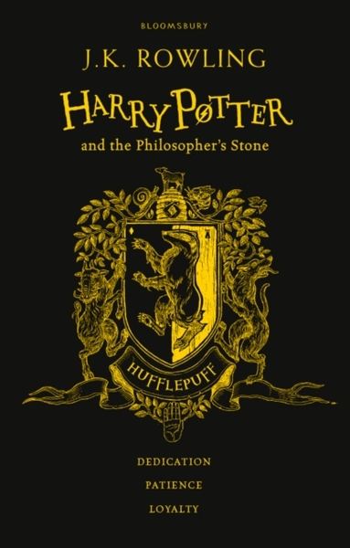 Image result for harry potter hufflepuff edition