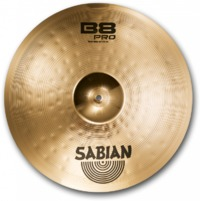 Sabian B8 Pro 20 Inch Rock Ride Cymbal - Cover