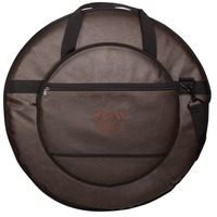 Sabian Classic 24 Inch Vintage Cymbal Bag (Brown) - Cover