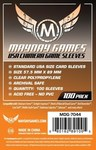 Mayday Games - USA Chimera Orange Game Sleeves (100)