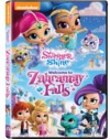 Shimmer & Shine: Welcome to Zahramay Falls (DVD) Cover