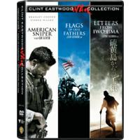 Clint Eastwood Boxset (American Sniper / Letters From Iwo-Jima / Flags of Our Fathers) (DVD)