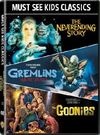 Must See Kids (Gremlins / Goonies / Neverending Story) (DVD)