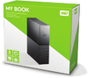 WD -  My Book 4TB USB B 3.0 - Black