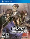 Hakuoki: Kyoto Winds (US Import PS Vita)
