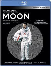 Moon (Blu-ray) - Cover