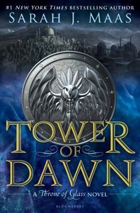 Tower of Dawn - Sarah J. Maas (Hardcover) - Cover