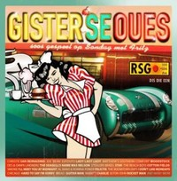 Various Artists - Gister Se Oues (CD) - Cover