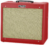 Fender Blues Junior Limited Edition Tube Guitar Amplifier (British Red)