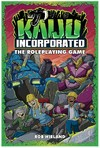 Kaiju Incorporated: The Roleplaying Game