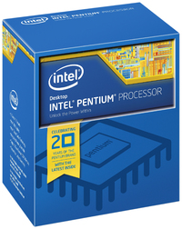 Intel Pentium G4560 - 3.50GHz Socket 1151 3mb Cache Processor (Kaby Lake) - Cover