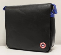 Captain America Record Bag - Cover