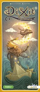 Dixit - Daydreams Expansion (Card Game) - Cover