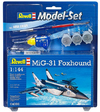 Revell - Model Set Mig-31 Foxhound 1/144