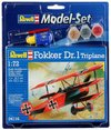 Revell - Model Set Fokker Dr.0 1/72