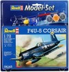 Revell - Model Set F4U-5 Corsair 1/72