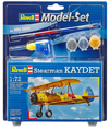 Revell - Model Set Stearman Kaydet 1/72
