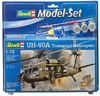 Revell - 1/72 - UH-60A Transport Helicopter Model Set (Plastic Model Kit)