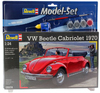Revell - Model Set VW Beetle Cabriole 1/24