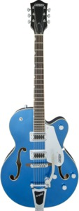 Gretsch G5420T Electromatic Hollowbody Electric Guitar with Bigsby (Fairlane Blue)