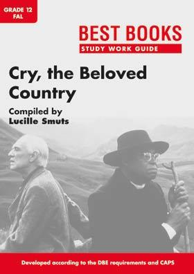 an analysis of the book cry the beloved country Chapter summary for alan paton's cry, the beloved country, book 1 chapters 1 2 summary find a summary of this and each chapter of cry, the beloved country.