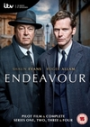 Endeavour: Complete Series 1- 4 (DVD)