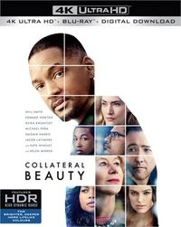 Collateral Beauty (4K Ultra HD + Blu-ray) - Cover