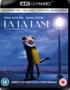 La La Land (4K Ultra HD + Blu-ray)