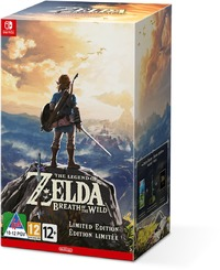 The Legend of Zelda: Breath of the Wild (Nintendo Switch) - Cover