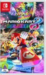 Mario Kart 8 Deluxe (Nintendo Switch) Cover