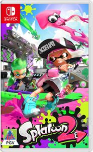 Splatoon 2 (Nintendo Switch) - Cover