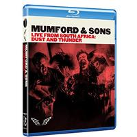 Mumford & Sons - Live From South Africa: Dust & Thunder (Region A Blu-ray)