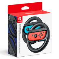 Joy-Con Wheel Pair (Nintendo Switch) - Cover