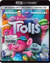 Trolls (Region A - 4K Ultra HD + Blu-Ray)