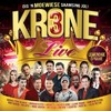 Various Artists - Krone 3 Live (CD) Cover