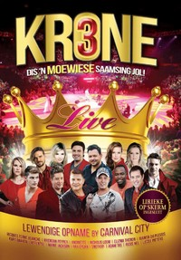 Various Artists - Krone 3 Live (DVD) - Cover