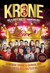 Various Artists - Krone 3 Live (DVD) Cover